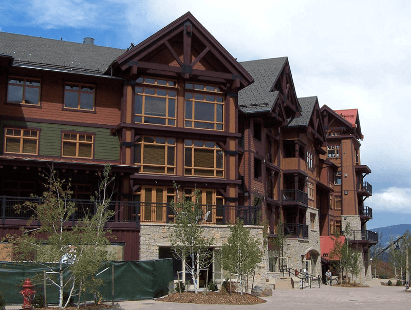 Colorado Architects that specialize in Hospitality and Resort architecture