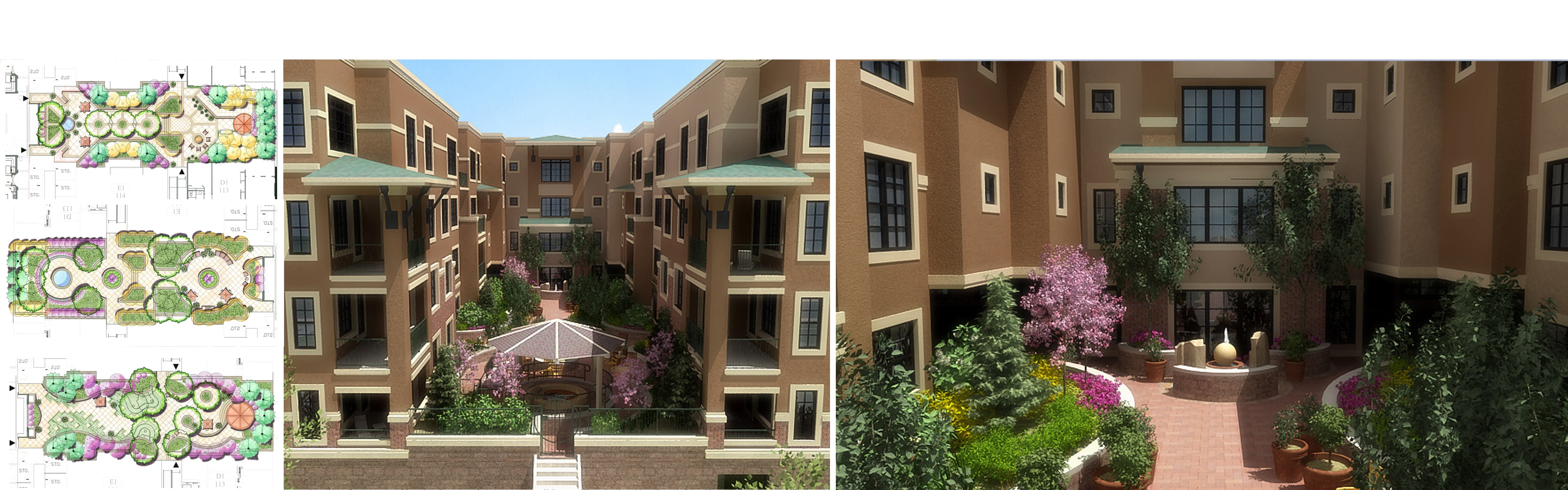 Multi-Family architecture solution provided from an architecture firm located in Colorado