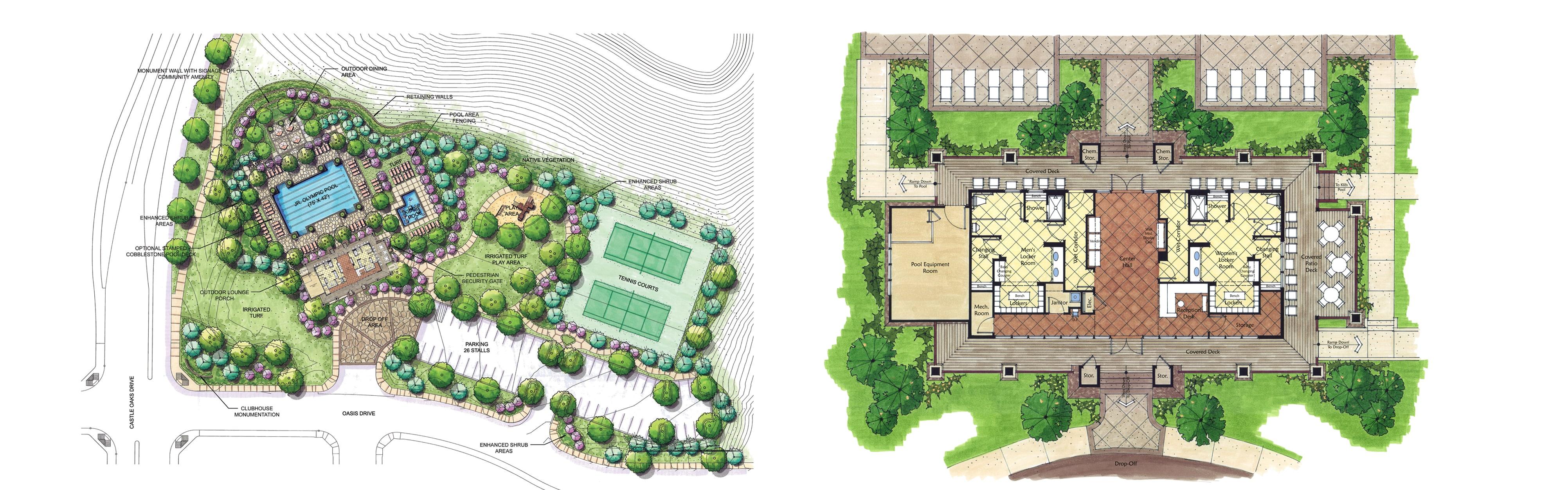 Denver House Plan Plans