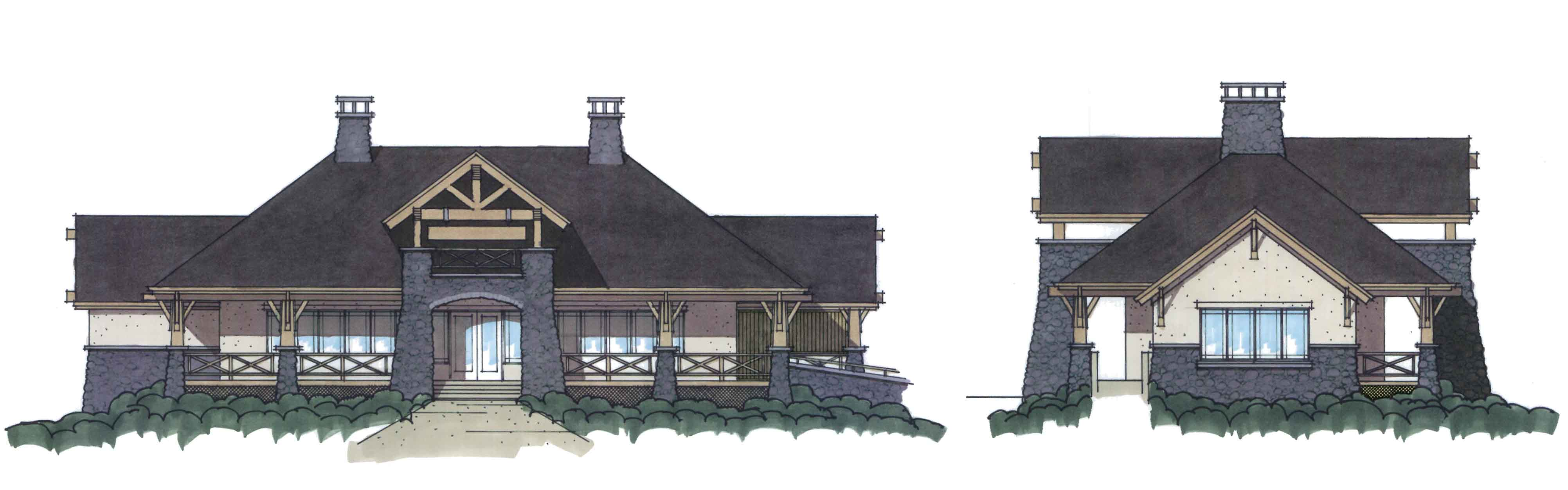Pool house architecture design in denver colorado for Clubhouse architecture design