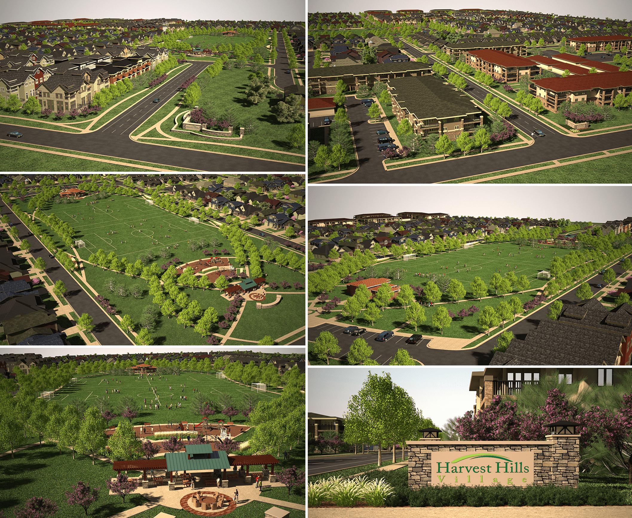 Master Planning Architecture Design In Thorton Coloroado