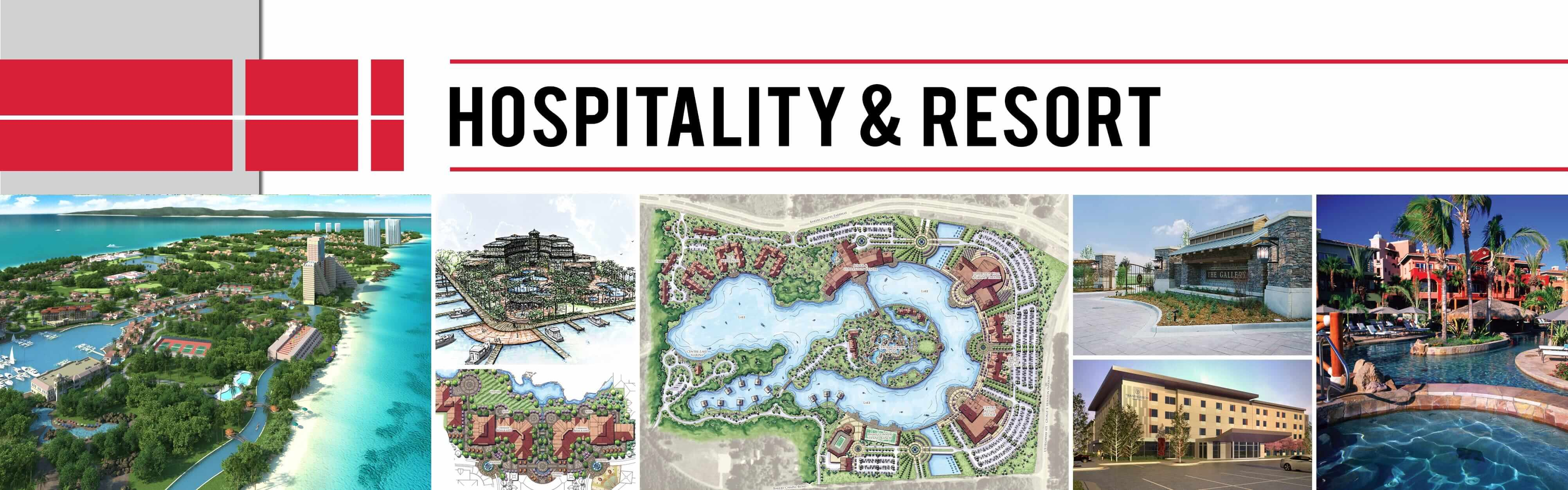 Hospitality and Resort architecture services located in Denver Colorado