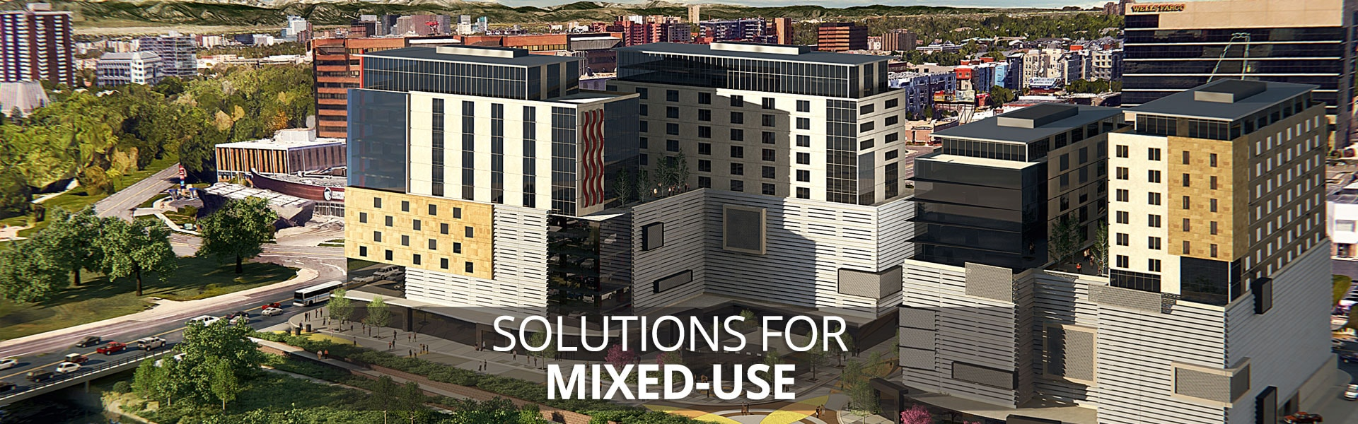 Mixed-Use Architects in Denver Colorado